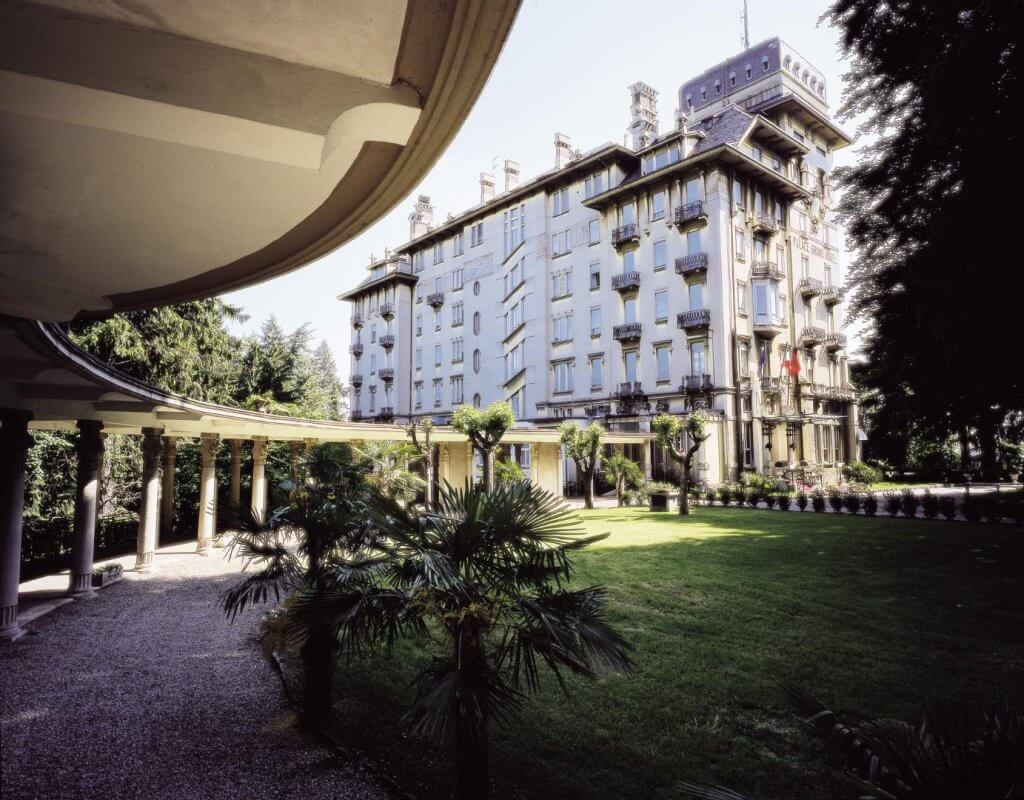 Tagungshotel in Italien: Palace Grand Hotel Varese
